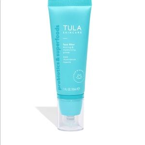 Tula Skincare face filter!